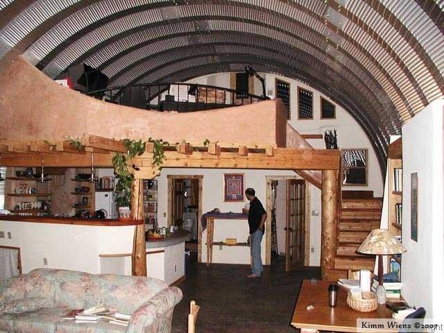Living Room, Kitchen, Office Loft